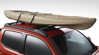 2017 Toyota Tacoma Roof Rack - Double Cab - PT27835140 ...